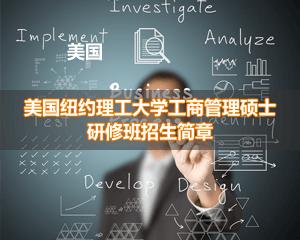美国纽约理工大学北京班