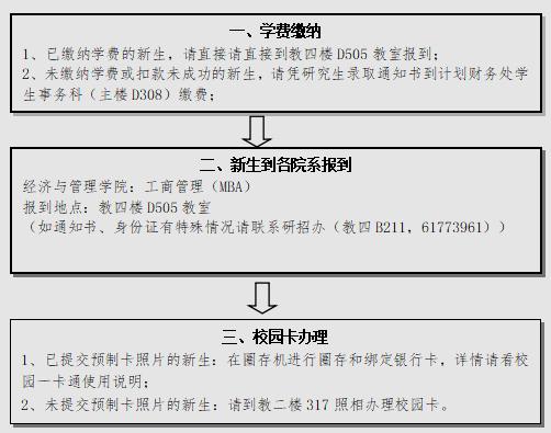 切记!华北电力大学2018级研究生(全日制、非全日制)新生入学报到流程不一样!