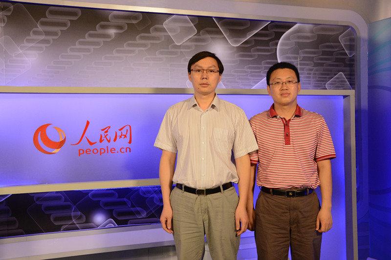 中国人民大学于亢亢教授来天津讲授《市场营销》