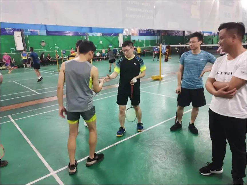 2020读研教育羽毛球学员活动精彩回顾
