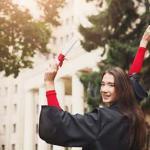 """读研教育""""乘风破浪,同心同行""""2021年迎新年会"""